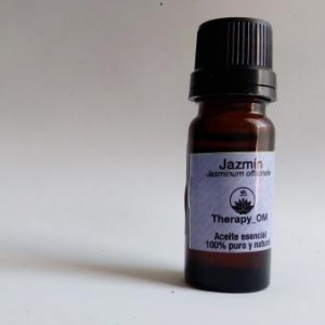 Aceite esencial de jazmín - Therapy_OM