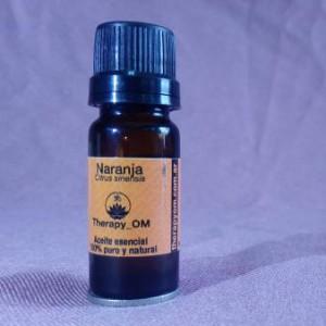 Aceite esencial de naranja - Therapy_OM