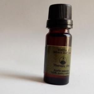 Aceite esencial de vetivert