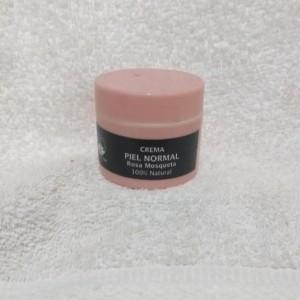 Crema facial piel normal